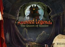 Haunted Legends Queen Of Spades
