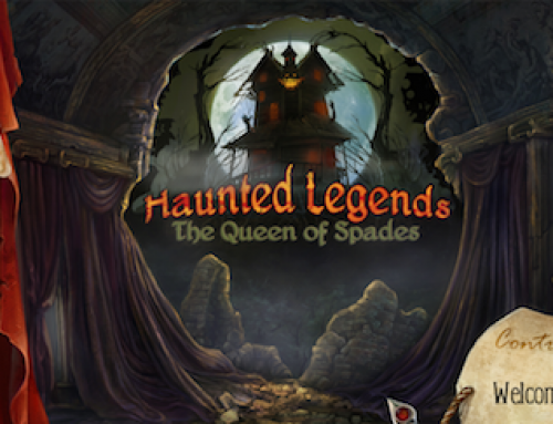 Haunted Legends Queen Of Spades