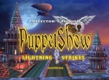 PuppetShow Lightning Strikes