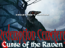 Redemption Cemetery Curse Of The Raven