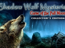 Shadow Wolf Mysteries Curse of the Full Moon