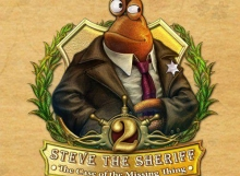 Steve the Sheriff 2 The Case of the Missing Thing