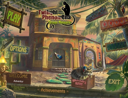 Twilight Phenomena Strange Menagerie Collector's Edition