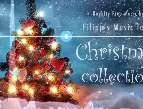 Christmas music collection!