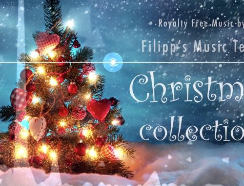 Christmas music collection!