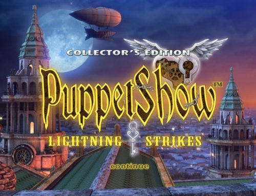 PuppetShow Lightning Strikes Collector's Edition